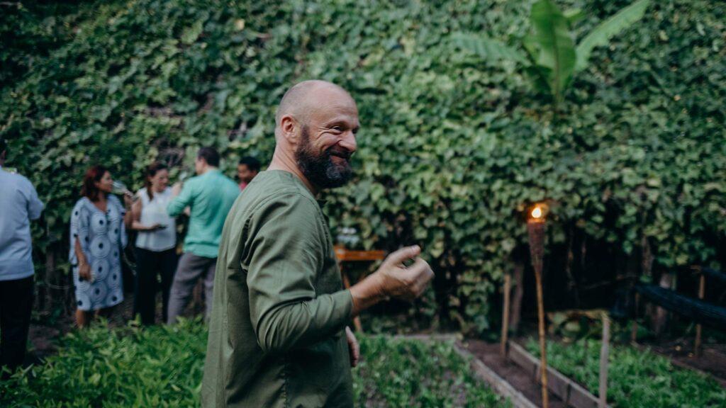 Carsten Kyster Kok og konceptudvikler