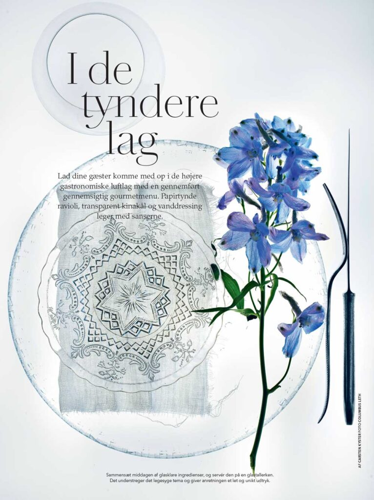 In thin layers Carsten Kyster Foodstyling 1
