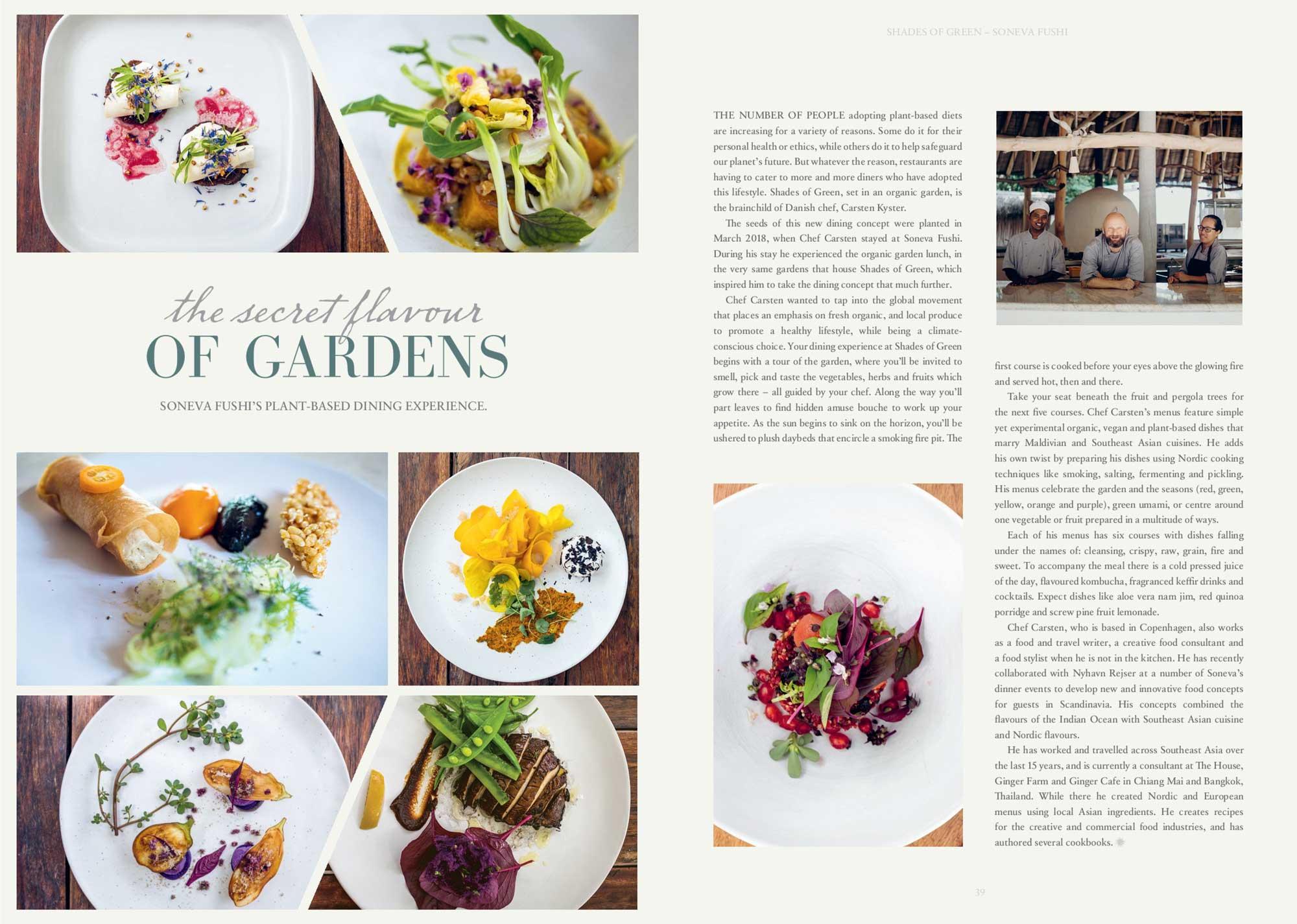 Slow Life Magazine Soneva Carstem Kyster